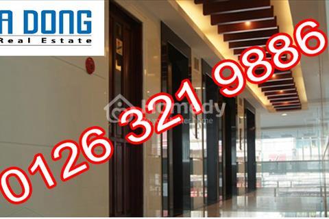 Văn phòng đẹp, mặt tiền đường Hai Bà Trưng, Quận 1. 60m2-153m2 Giá tốt 380nghìn/m2