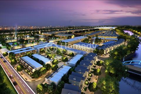 Nhà phố khu đô thị LakeView,7.3 tỷ (có VAT) hướng Bắc,gần công viên,gần sông
