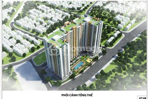 Bán căn 55 m2, 2PN dự án Ecohome Phúc Lợi Long Biên, giá 900 triệu