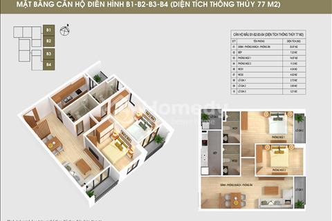 Sở hữu 30 căn hộ đẹp nhất dự án South Building cạnh công viên Yên Sở