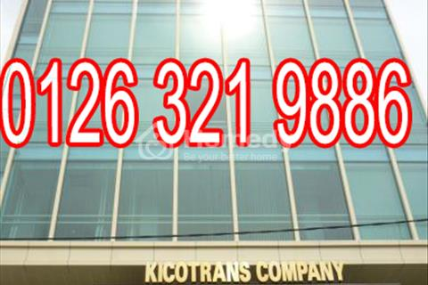 Văn phòng đẹp, giá tốt đường Bạch Đằng - 195m2 giá tốt 270 nghìn/m2 gồm phí DV.