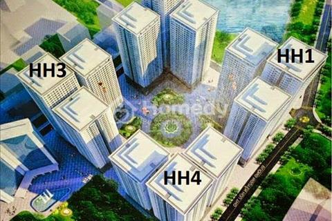 Chính chủ bán nhà chung cư hh1a Linh Đàm, căn góc 12a12, 76,27 m2