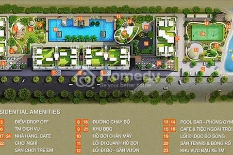 Bán căn hộ dự án Silver Star, đường Nguyễn Hữu Thọ, giá chỉ 21 triệu/m2