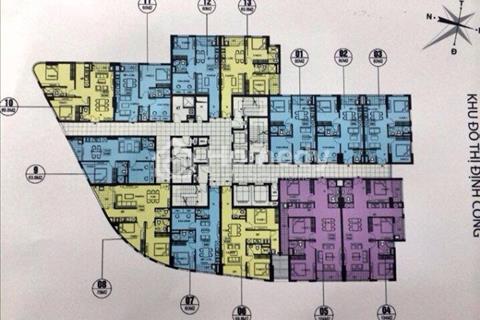 Chính chủ cần bán tầng 16, tháp A chung cư CT36 - Dream Home, Diện tích 60 m2, giá 21.5 triệu/ m2