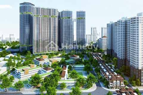Tổng hợp chung cư nổi bật huyện Thanh Trì