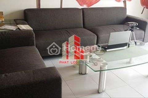 Cho thuê căn hộ Sông Đà, Kỳ Đồng, Quận 3, 2PN 90m2 đầy đủ nội thất, 15 trệu/tháng