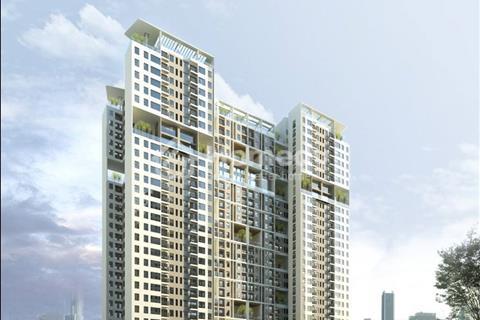 Bán căn hộ Golden West rẻ nhất thị trường 93 m2 giá 28 triệu/ m2 ban công Tây Nam nội thất CĐT