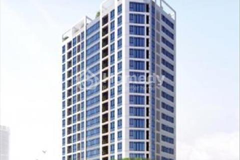 Cho thuê căn hộ chung cư 125 Hoàng Ngân 55 m2, 2 ngủ, 1 vệ sinh, giá 7,5 triệu/ tháng