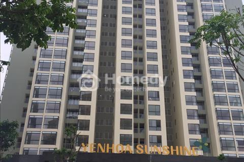 Cho thuê sàn chung cư tòa nhà Yên Hòa Sunshine
