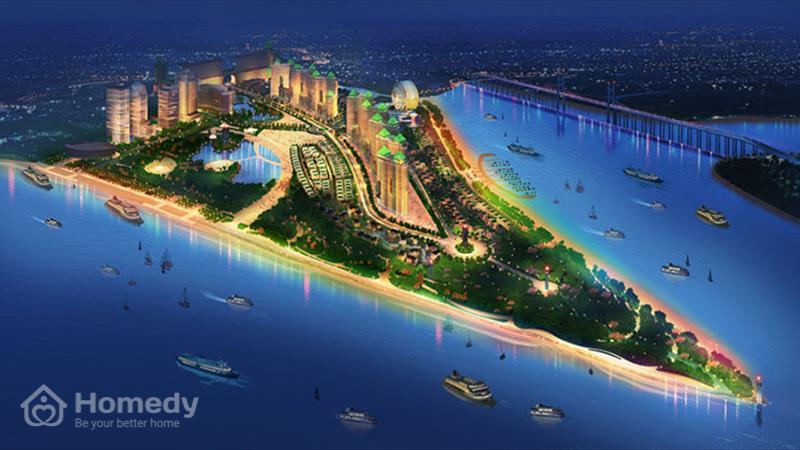 Dự án Khu đô thị Saigon Peninsula TP Hồ Chí Minh - ảnh giới thiệu