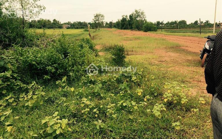 Bán đất đường Hồ Chí Minh, thuộc xã Tân Phú, huyện Đức Hoà, Long An