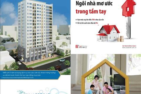 Chung cư - 282Nguyễn Huy Tưởng Thanh Xuân, hỗ trợ vay 75% mà chỉ xuống 70%HĐ nhận nhà ở ngay