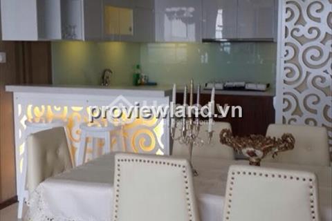 Thảo Điền Pearl bán căn hộ134m2 tầng cao 3PN nội thất tiêu chuẩn châu Âu