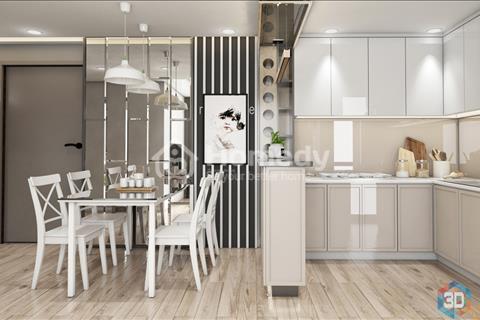 Cho thuê căn hộ Masteri Q2 view đẹp full nội thất