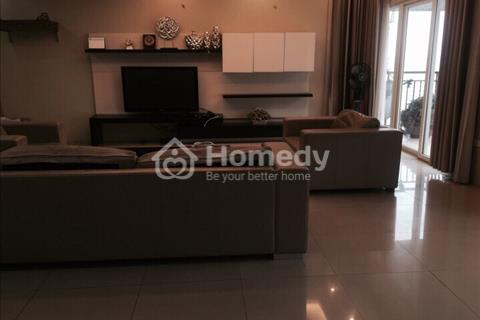 Chung cư D2 Giảng Võ - Ba Đình, diện tích 120 m2, 3 phòng ngủ, đồ cơ bản, giá 14 triệu/ tháng