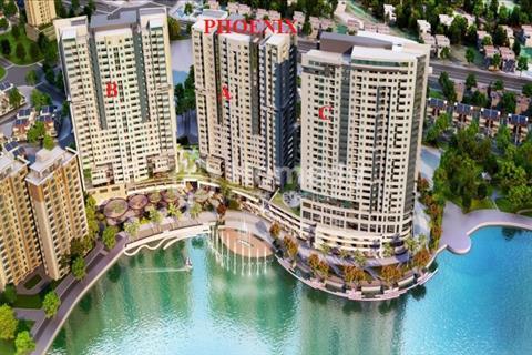 DIC Corp mở bán căn hộ Phoenix Vũng Tàu, 2PN - 1WC view hồ