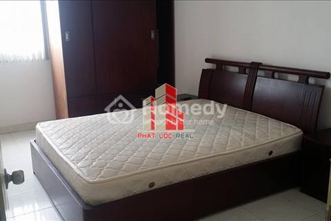 Cho thuê căn hộ Central Garden nội thất cao cấp, giá: 16 triệu/tháng. 2 phòng ngủ, 2WC, lầu 16