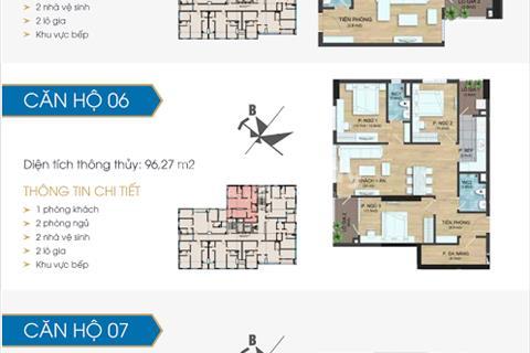 Đóng 70% giá trị hợp đồng nhận nhà ở ngay chỉ có thể là chung cư 282 Nguyễn Huy Tưởng, Thanh Xuân