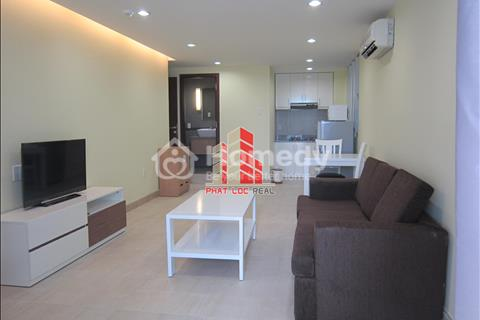 Cho thuê chung cư International Plaza quận 1, 80m2, 2PN, 2WC, giá 24 triệu/tháng