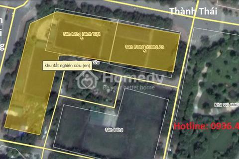 Bán đất 4 mặt tiền Cầu Giấy, 6863 m2, 460tỷ.