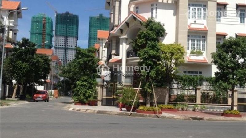 Cho thuê biệt thự khu phố thương mại Nguyễn Thị Thập, khu đô thị Him Lam quận 7. - 2