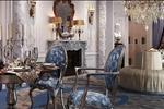 Phong cách thiết kế tân cổ điển sang trọng và lộng lẫy được trang bị tại từng căn hộ của D'. El Dorado.