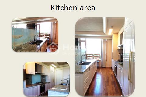 Cantavil Hoàn Cầu - Chính chủ cần bán căn hộ Penthouse cao cấp - DT 305 m2 - Giá 17 tỷ