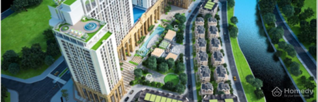 Chung cư Roman Plaza - Tổ hợp dịch vụ thương mại căn hộ Roman Plaza