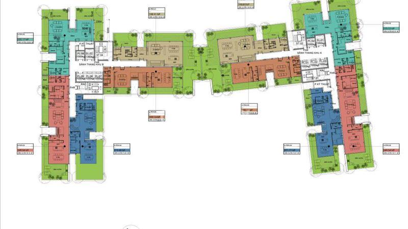 Đầu tư shophouse - Officetel Millennium Bến Vân Đồn, liền kề quận 1 - 5