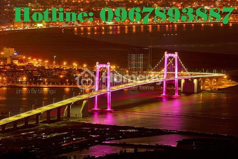 Cần bán lô đất 2 mặt tiền diện tích 1138,6m2 khu đô thị cao tầng Harbour Ville - Sơn Trà - Đà Nẵng