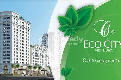 Cần bán căn A5 đẹp nhất Eco City Việt Hưng view Vinhomes Riverside