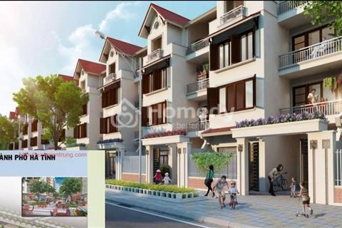 Mở bán liền kề, biệt thự khu đô thị Bắc thành phố Hà Tĩnh