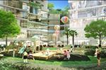 Dự án với quy mô hiện đại dự kiến cao 35 tầng, bao gồm các căn hộ cao cấp và khu trung tâm thương mại và các dịch vụ đi kèm như siêu thị, phòng khám, ngân hàng….