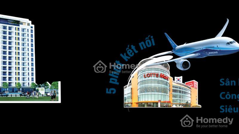 Căn hộ Carillon 3 - Hoàng Hoa Thám Quận Tân Bình - 1,6 tỷ/căn - Nhận nhà ở ngay - 8