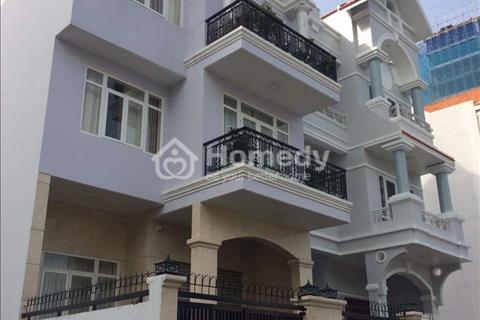 Cho thuê nhà phố quận 7, 7.5x20m, 1 hầm, 1 trệt, 3 lầu, giá 3.200 USD