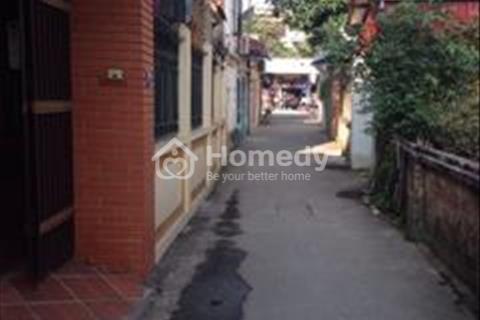 Cần bán gấp mảnh đất phố Ngô Xuân Quảng – Trâu Quỳ 38 m2, MT 4.8m. Giá 32 triệu/ m2