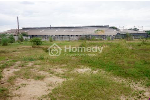 Bán đất xây xưởng ở Hóc Môn. DT 5000 m2, mặt tiền đường 20m, SHR