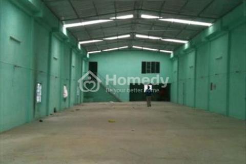 Cho thuê nhà nguyên căn dạng kho Phan Văn Trị, p1, GV, DT 800m2