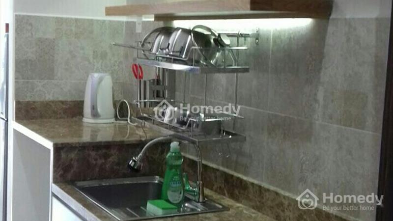 Cho thuê Officetel nội thất đẹp, giá tốt: 12 triệu/tháng. - 5