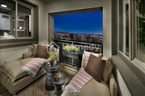 Cho thuê căn hộ The Vista 2PN 101m2 full nội thất