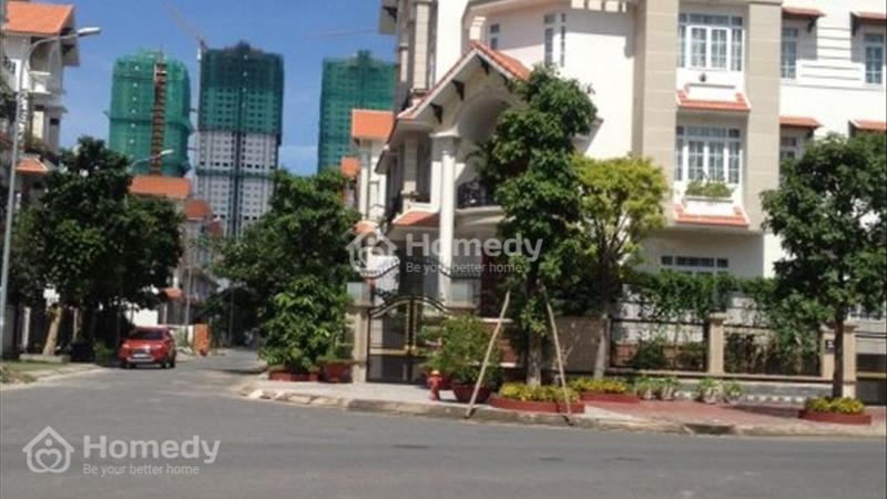 Cho thuê nhà nguyên căn đường Nguyễn Thị Thập, khu đô thị Him Lam quận 7 - 2