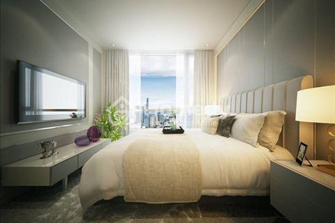 Cho thuê căn hộ Vinhomes Central Park đường Nguyễn Hữu cảnh, căn hộ 2 phòng ngủ