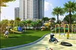 Các căn hộ có diện tích từ 64 đến 83 m2. Chung cư có một tầng hầm và một tầng lửng để xe rộng rãi. Diện tích sân bãi, cây xanh, đường giao thông chiếm 63,28%. Trường mầm non và siêu thị ngay tầng 1 và 2 tiện ích cho các gia đình.