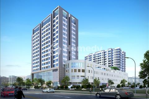 Căn Duplex và 4PN tổng diện tích chỉ 109m2.