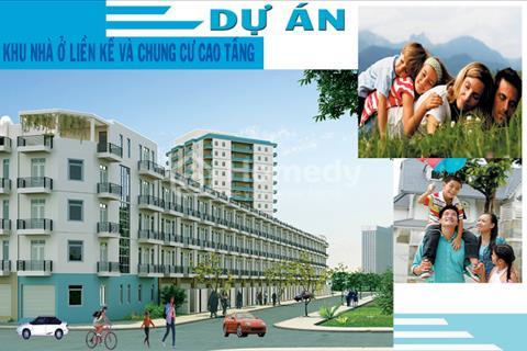 Khu nhà ở liền kề và chung cư cao tầng MTO Complex