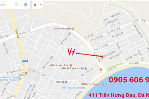 Bán đất 2 MT đường Nguyễn Đăng Giai, đầu tuyến Sơn Trà, Đà Nẵng 530m2 cách Lê Đức Thọ 40m