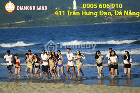Bán 250m2 đất đường Hoàng Sa đối diện bãi tắm Mân Thái Đà Nẵng xây cao tầng