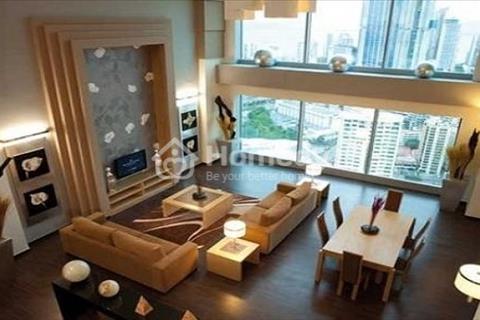 Bán căn hộ Penthouse The Vista tháp T3 3 tầng 450m2 5PN sân vườn view sông