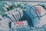 Khu nhà ở tái định cư Hoàng Cầu được quy hoạch với 4 tòa chung cư với chiều cao trung bình 11 tầng, đáp ứng nhu cầu về nhà ở cho một bộ phận cư dân thành phố.