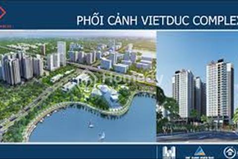 Bán tòa đầu tiên dự án Việt Đức Complex ngõ 164 Khuất Duy Tiến(99 Lê Văn Lương), 72m-135m2, bán gốc